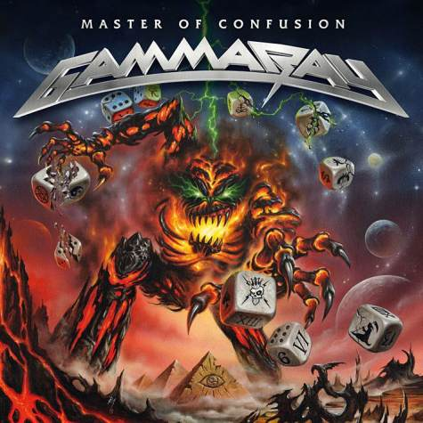 GAMMA RAY – MASTER OF CONFUSION