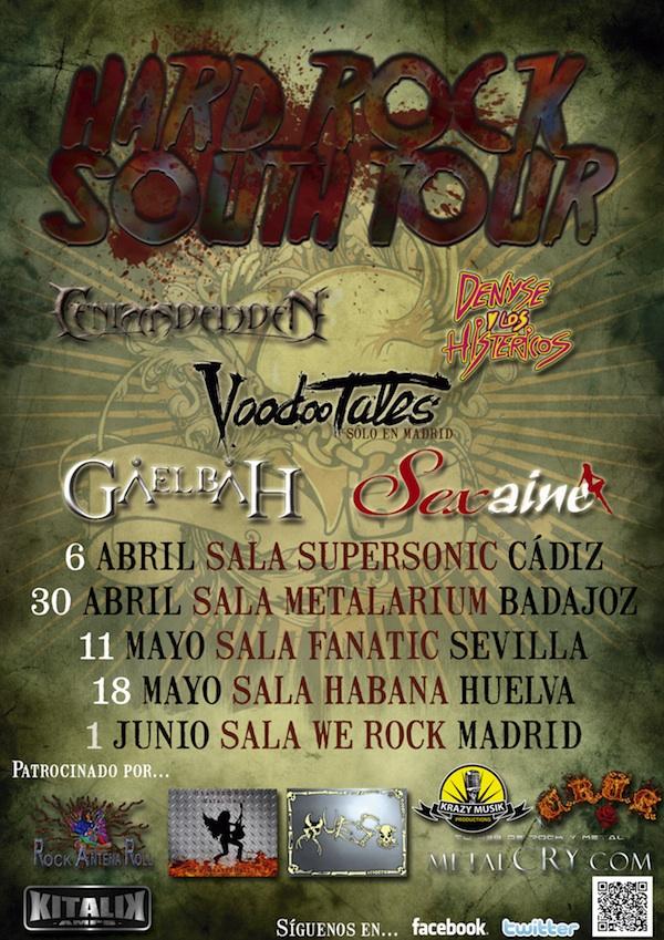HARD ROCK SOUTH TOUR CARTELfinal
