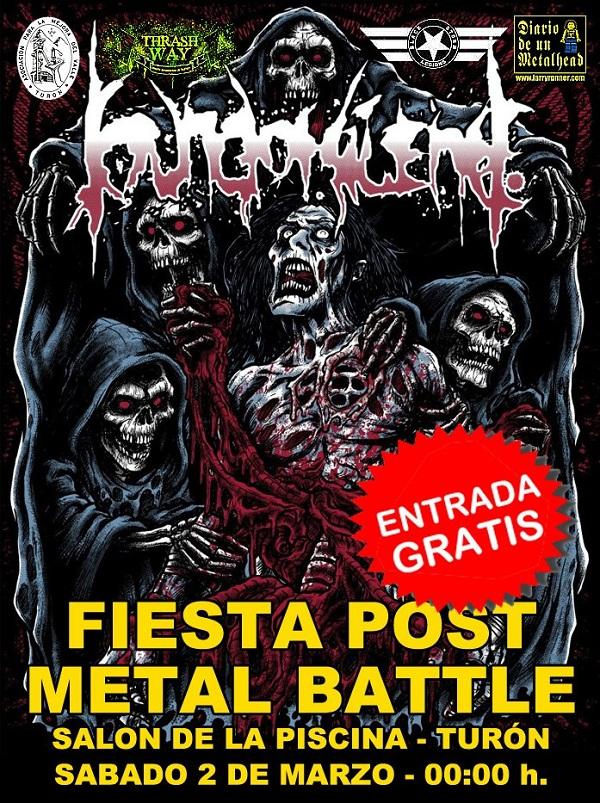 FiestaPostMetalBattle_Turon_2-3-13_Cartel