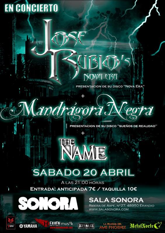 JoseRubios_Erandio_20-4-13_Cartel