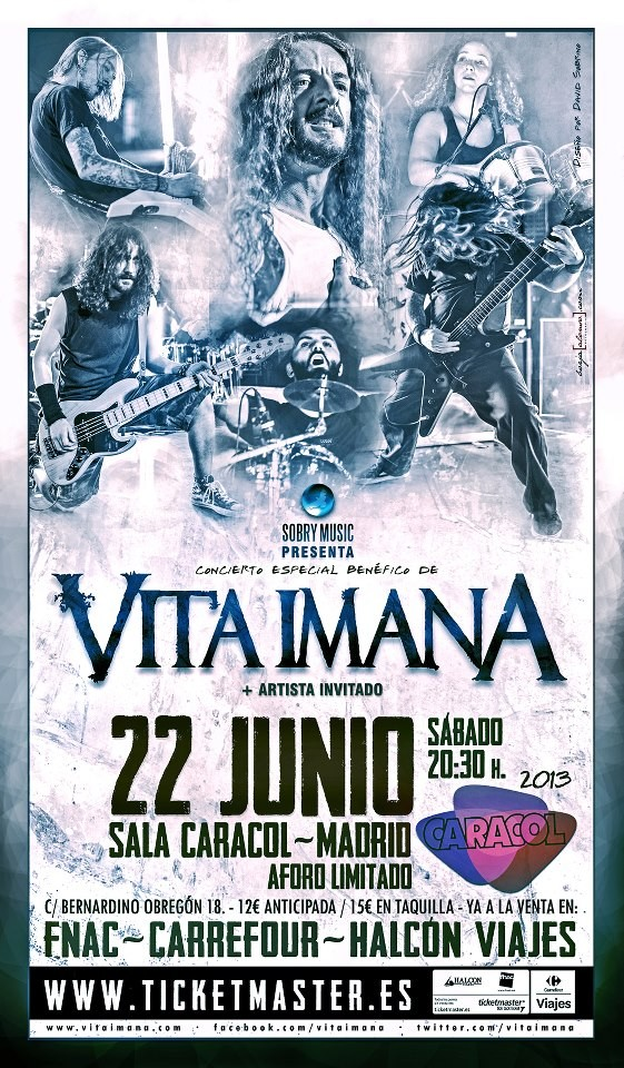 VitaImana_Madrid_22-6-13_Cartel