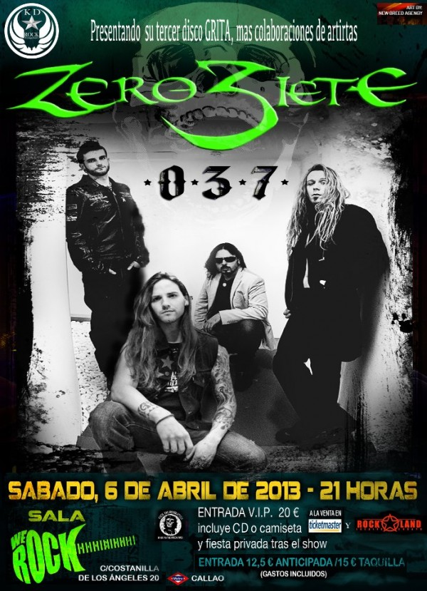 Zero3iete_Madrid_6-4-13_Cartel