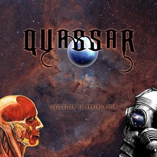 QUASSAR - EVOLUTION TO ANNIHILATION