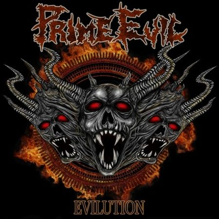 PRIME EVIL – EVILUTION EP