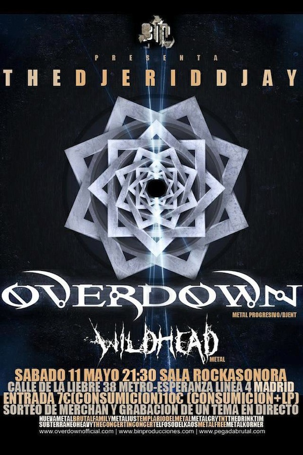 OVERDOWN THE DJERID DAY