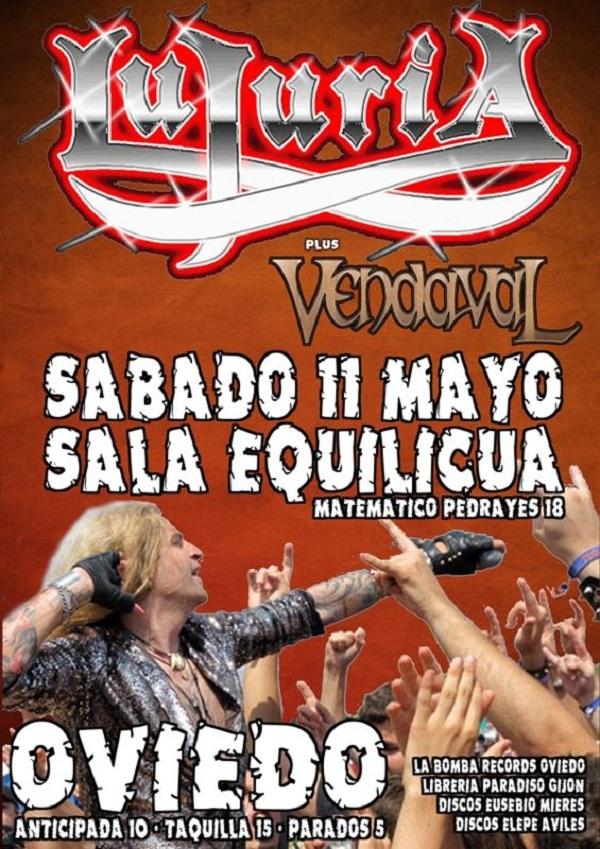 Lujuria_Oviedo_11-5-13_Cartel