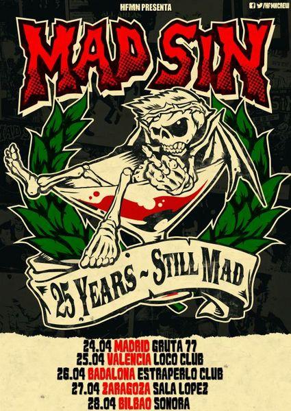 MadSin2013