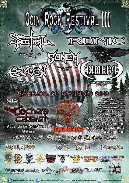 Coin Rock Festival Online