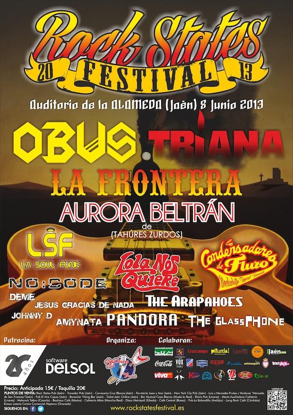 cartel Rockstates Festival