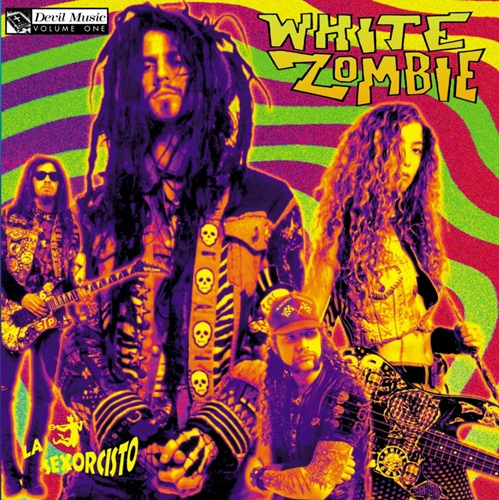 WHITE ZOMBIE – LA SEXORCISTO: DEVIL MUSIC VOL.1