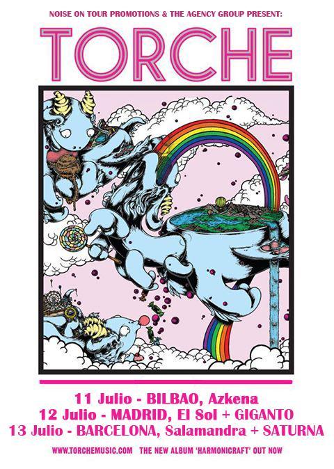 TORCHE_-_poster