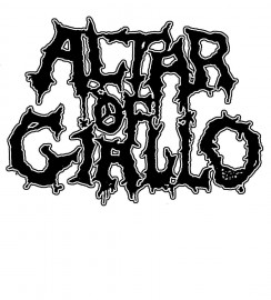 logo altar of giallo