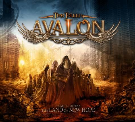 TIMO TOLKKI'S AVALON – THE LAND OF NEW HOPE