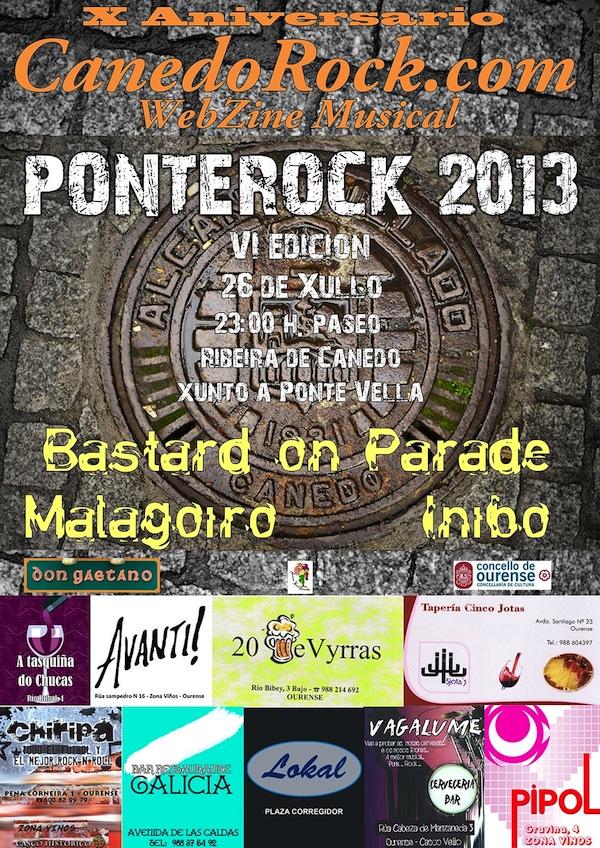 ponterock2013
