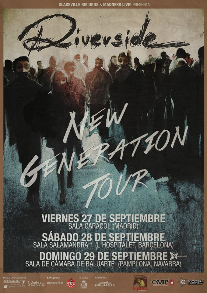 RIVERSIDE GENERATION TOUR