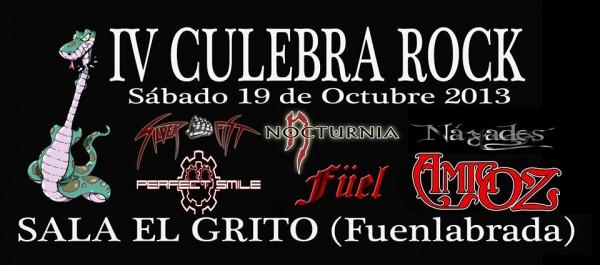 IV CULEBRA ROCK