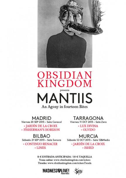 OBSIDIAN KINGDOM Madrid