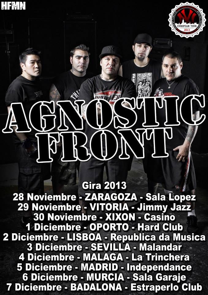Agnosticfront_2013
