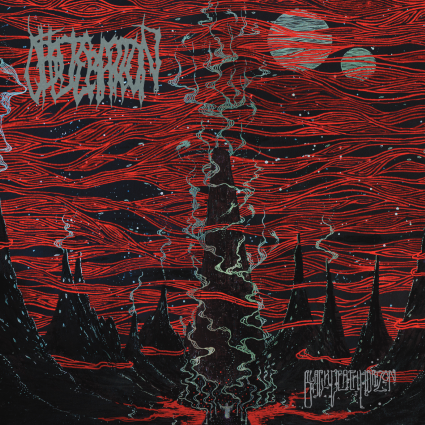 obliteration BLACK DEATH HORIZON