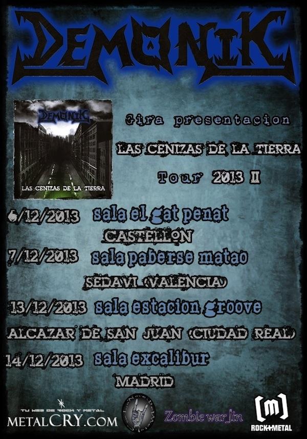 Demonik Tour II