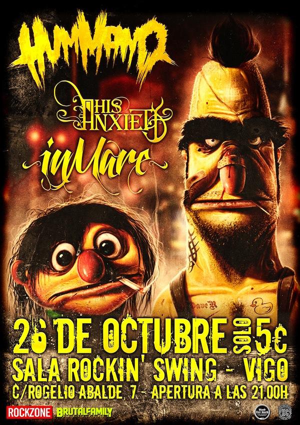 Hummano-+-His-Anxiety-+-In-Mare---26-10-13---Vigo