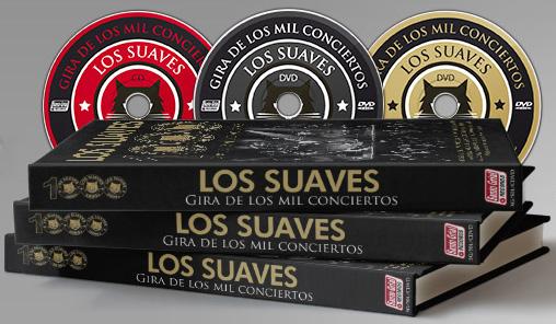 Suaves_DVD_1000_Conciertos
