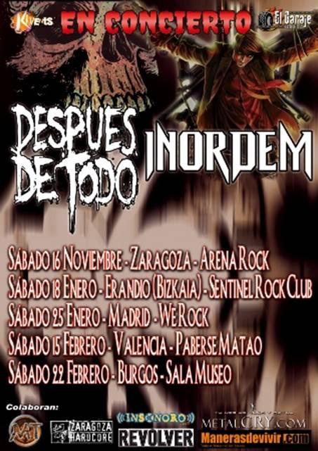 GIRA INORDEM Y DESPUES DE TODO