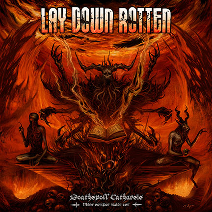 LAY DOWN ROTTEN – DEATHSPELL CATARSIS