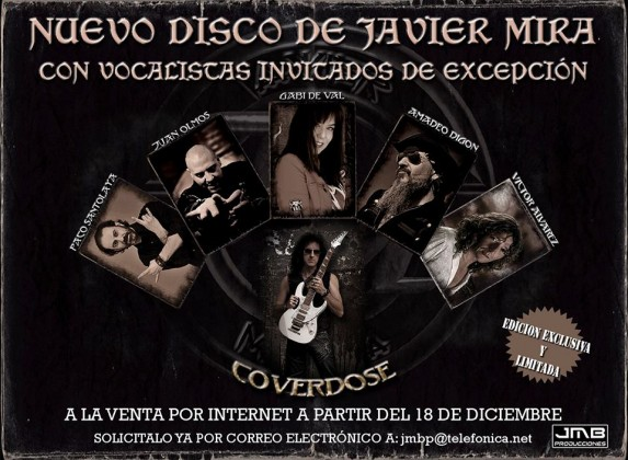 javiermira coverdose promo