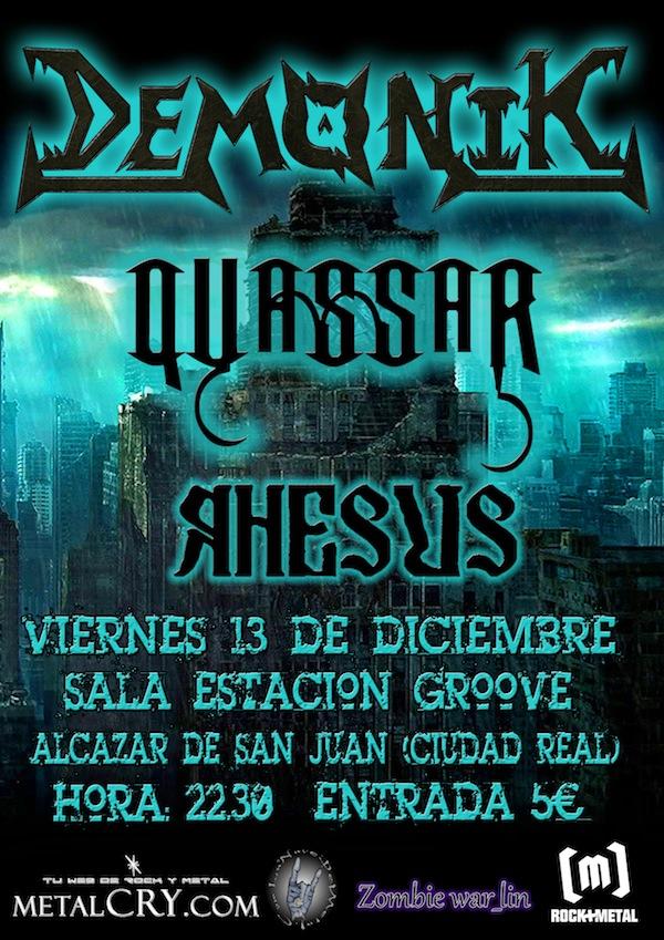 Cartel Ciudad Real 13-12-2013