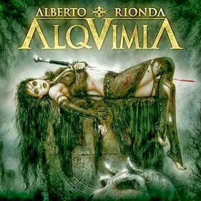 ALBERO RIONDA'S ALQUIMIA – ALQUIMIA