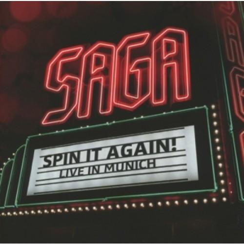 SAGA – SPIN IT AGAIN