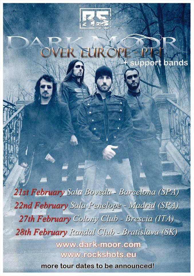 dark moor tour europa 1