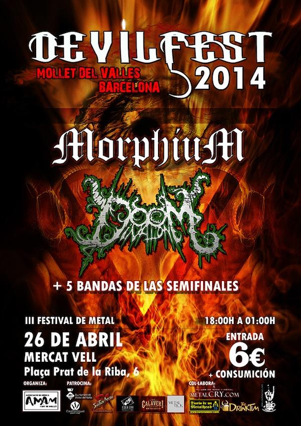 Devil Fest 2014