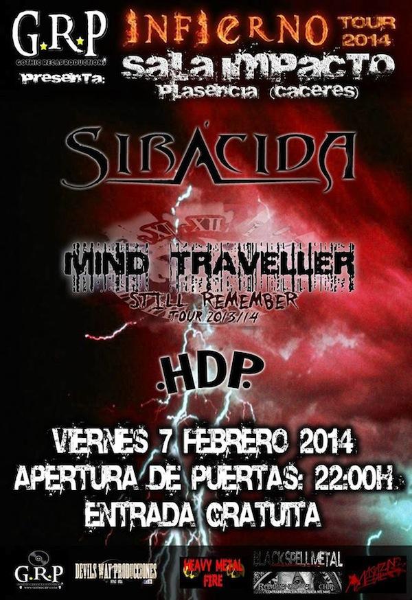 INFIERNO TOUR (PLASENCIA)