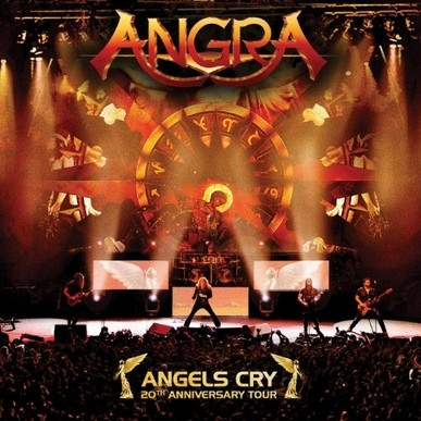 ANGRA – ANGELS CRY: 20TH ANNIVERSARY TOUR