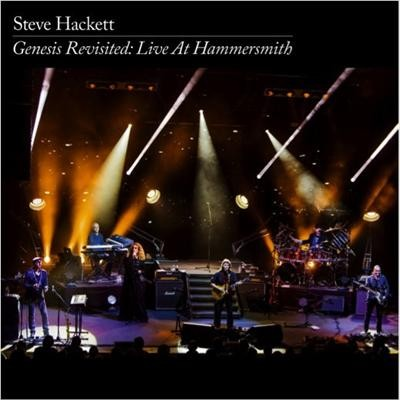 STEVE HACKETT – GENESIS REVISTED: LIVE AT HAMMERSMITH