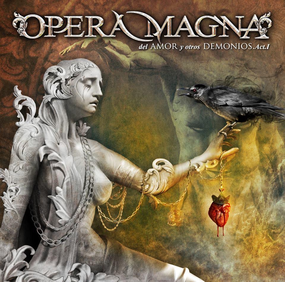 opera magna - del amor y otros demonios 1