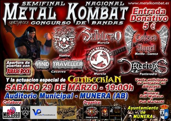 cartel Metal Kombat Munera