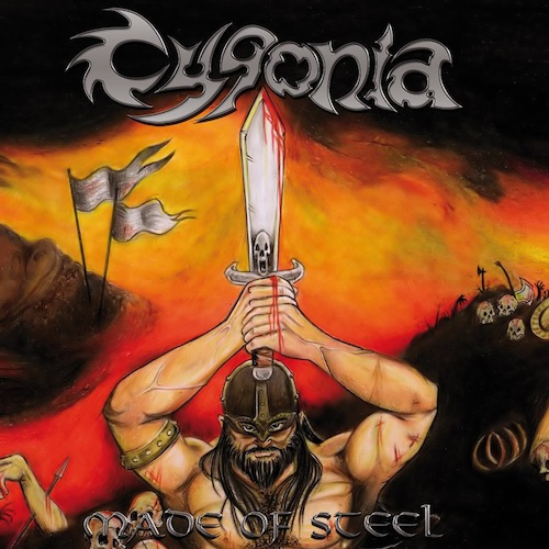 CYGONIA – MADE OF STEEL