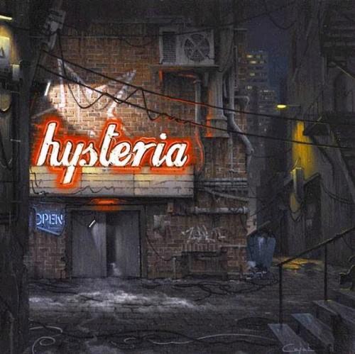 HYSTERIA – HYSTERIA