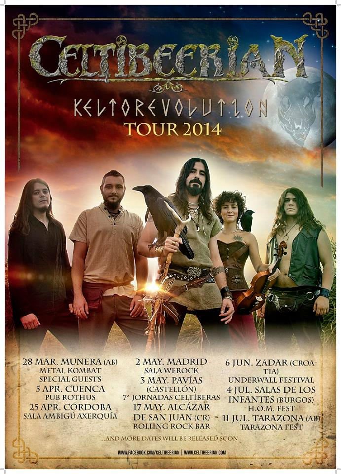 Celtibeerian Tour 2014