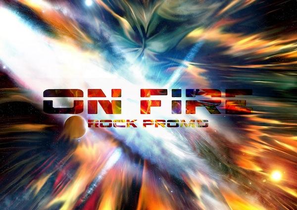 Fondo Web ON FIRE ROCK PROMO