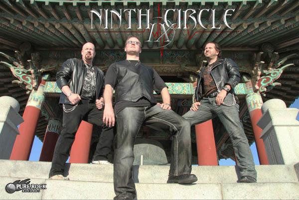 Ninth Circle 600 with Logo