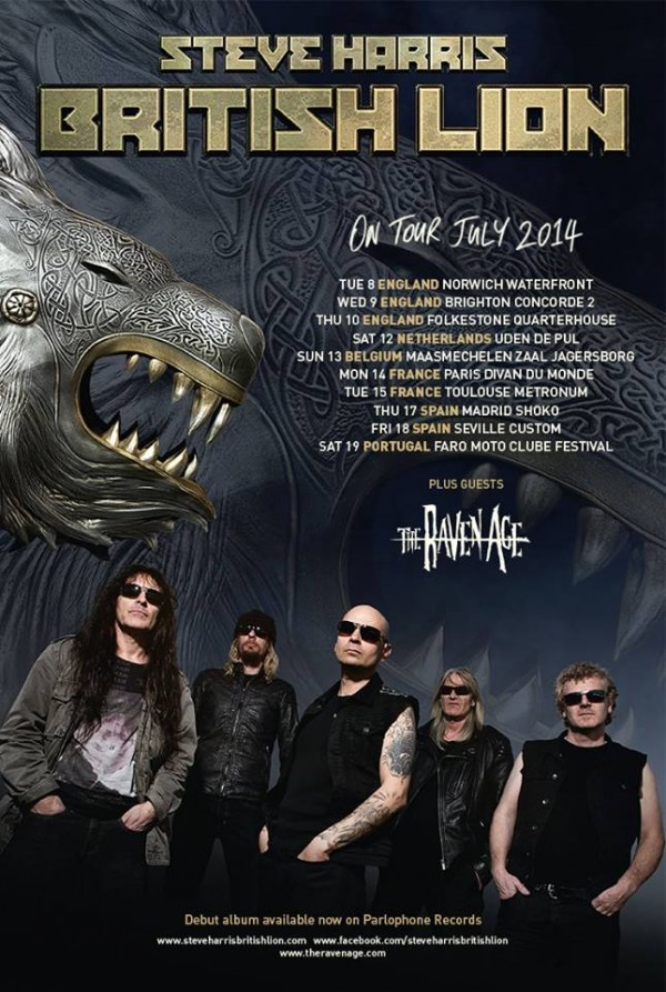 SteveHarrisBritishLion_tour2014