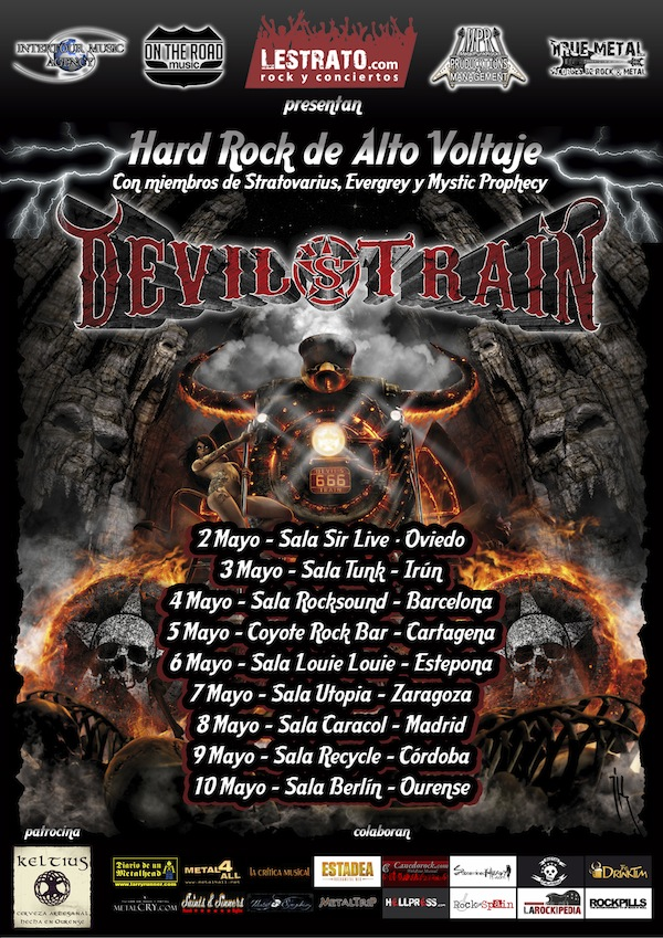 cartel_gira_devils_train_2014