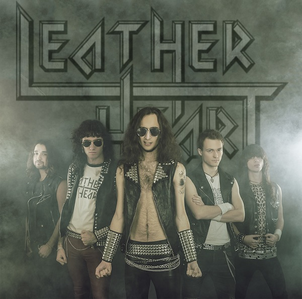 leatherheart band