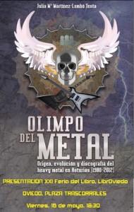 Olimpo del metal en Oviedo