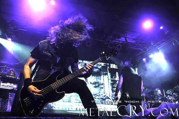 Warcry - Groove, Buenos Aires (16-05-2014)