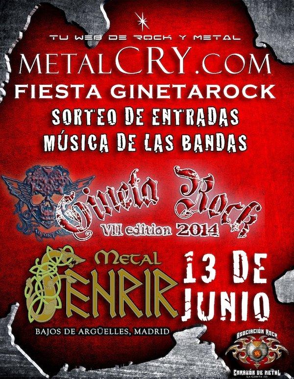 FiestaMetalCry_Ginetarock2014_Madrid